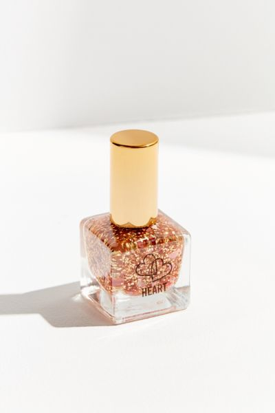UO Emoji Nail Polish - Rose One Size at Urban Outfitters