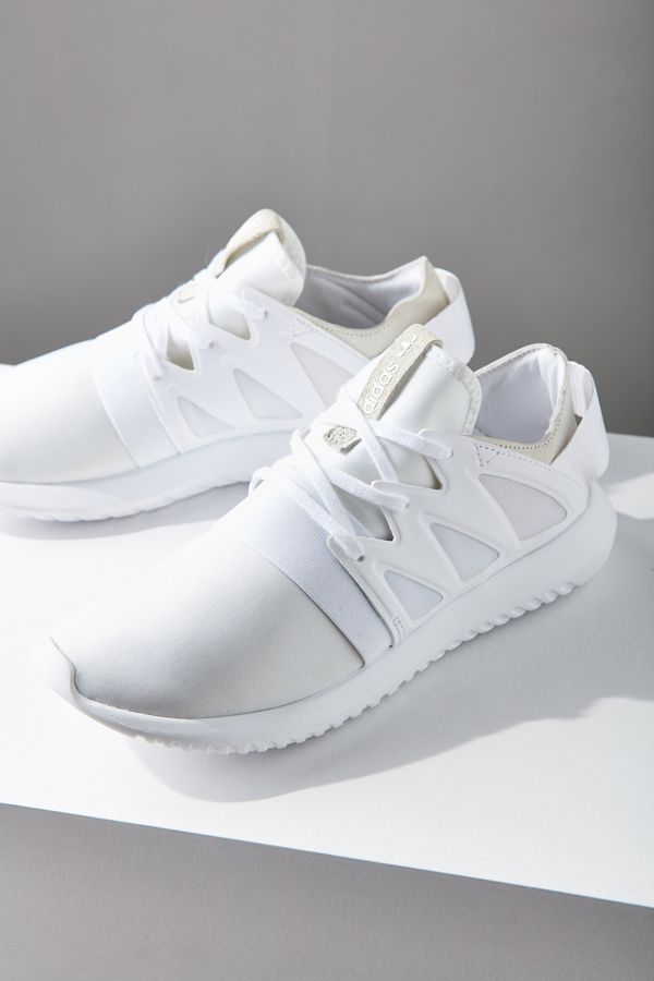 Adidas Womens Tubular Viral Sneakers in Pink Glue Store
