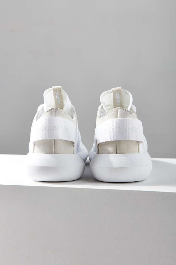 adidas Originals Tubular Viral Fashion Trainer White very.co.uk