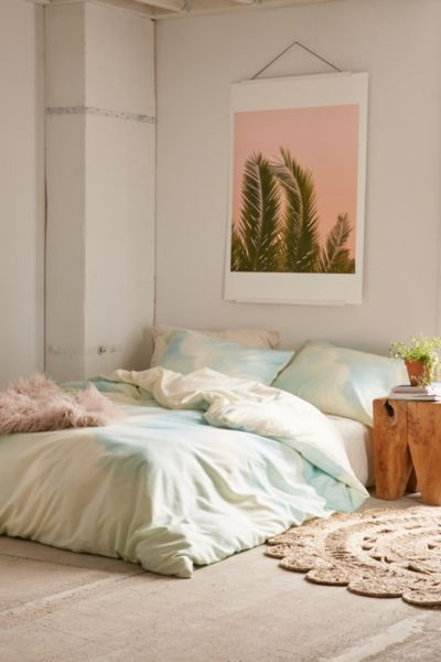 Chelsea Victoria For Deny Delicate Duvet Cover Urban Outfitters
