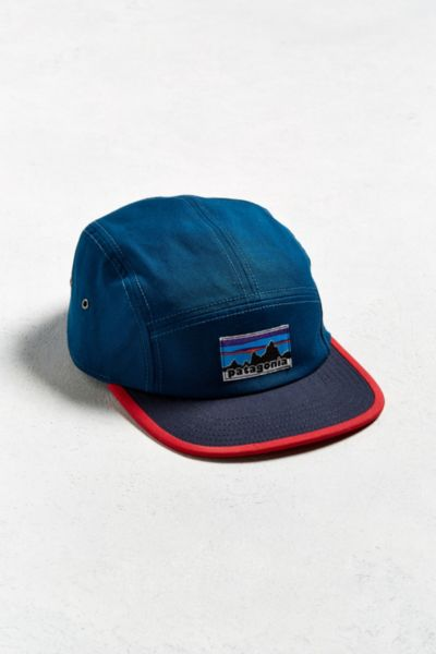 Patagonia Fitz Roy Label 5-Panel Hat  836049e0108