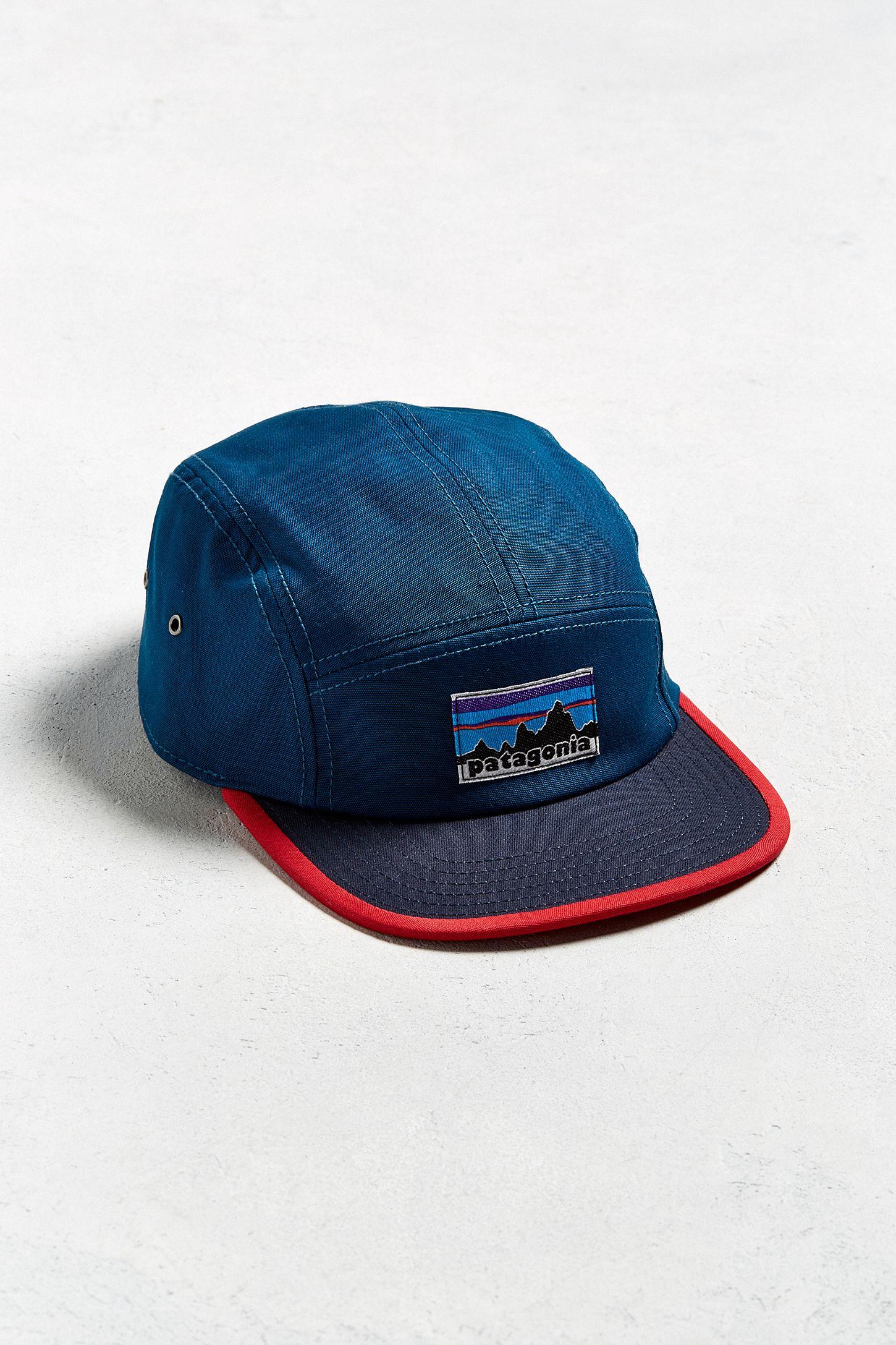Patagonia Fitz Roy Label 5-Panel Hat  af766b1f20e