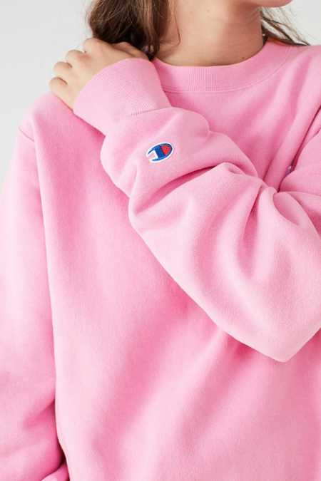 Slide View: 5: Champion & UO Reverse Weave Pullover Sweatshirt