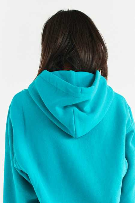 Slide View: 4: Champion & UO Reverse Weave Hoodie Sweatshirt