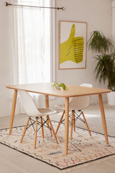 Axel Dining Table Urban Outfitters