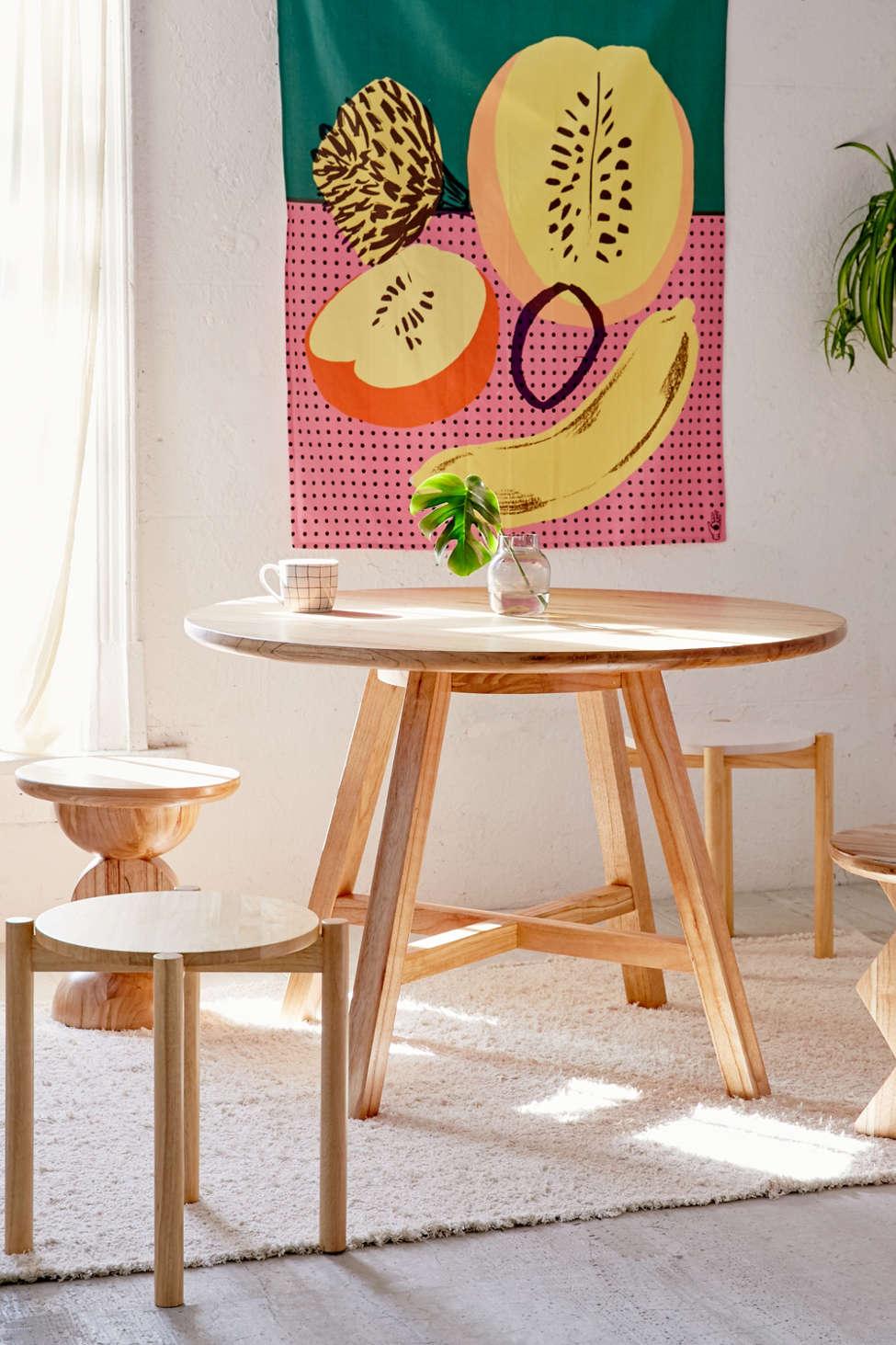 Sale alerts for  Alzana Dining Table - Covvet