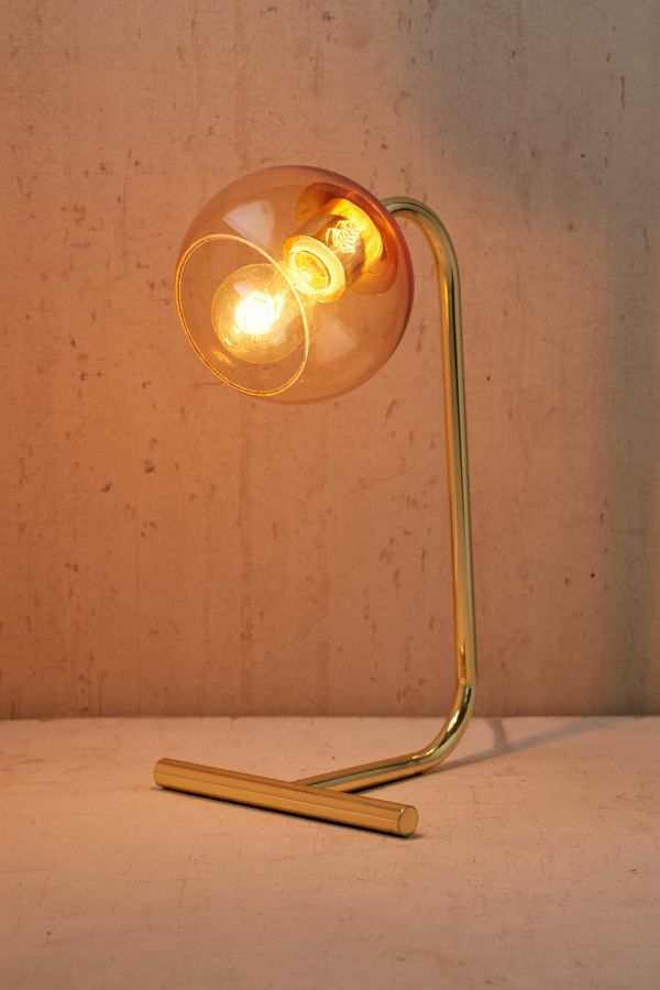 Slide View 3 Bia Globe Desk Lamp