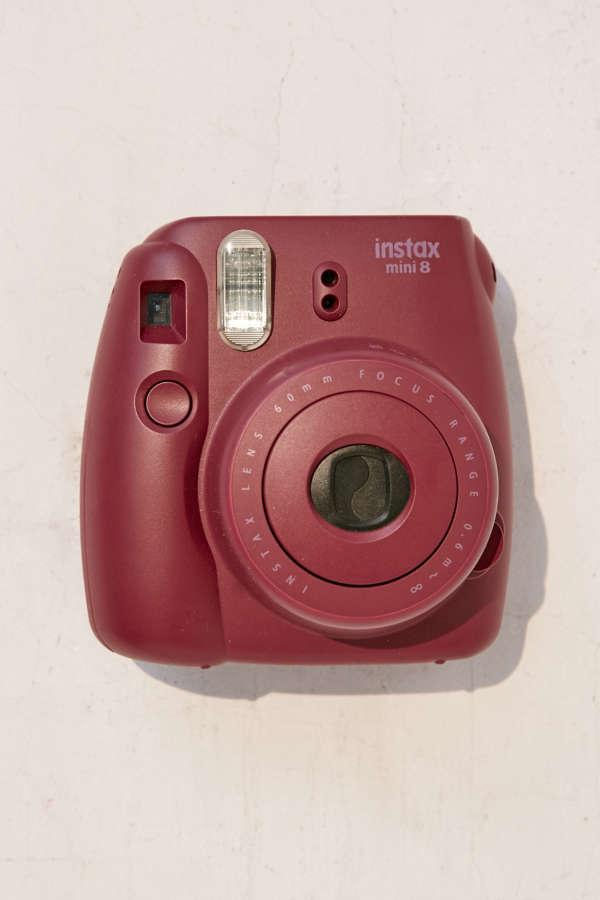 Fujifilm X UO Custom Color Instax Mini 8 Instant Camera | Urban ...