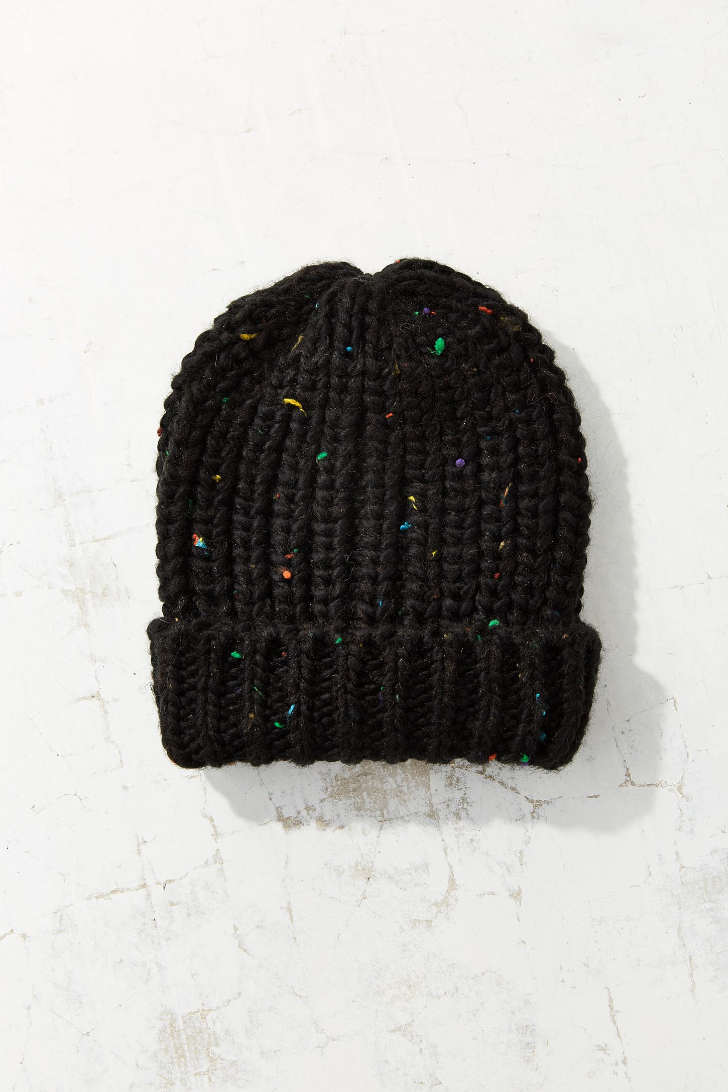 Speckled Cuffed Beanie  0578d3175ad