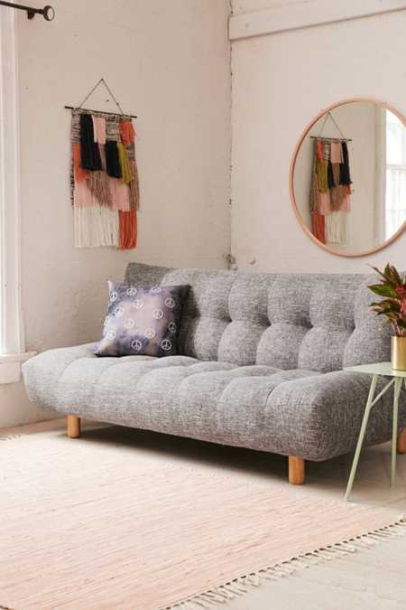 Slide View: 1: Winslow Armless Sleeper Sofa