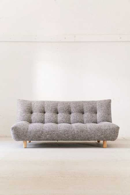 Slide View: 2: Winslow Armless Sleeper Sofa