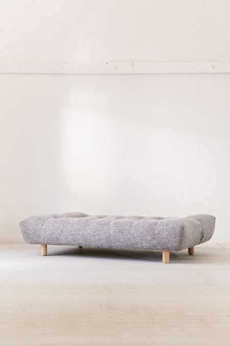 Slide View: 3: Winslow Armless Sleeper Sofa
