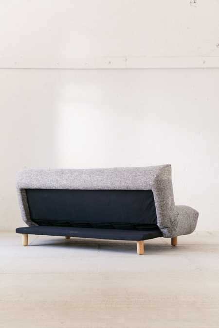 Slide View: 4: Winslow Armless Sleeper Sofa
