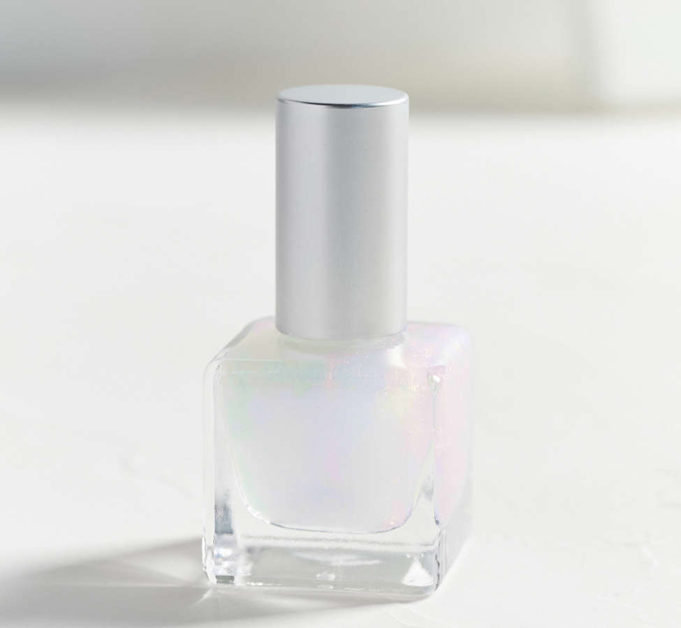 Slide View: 1: UO Iridescent Top Coat Nail Polish