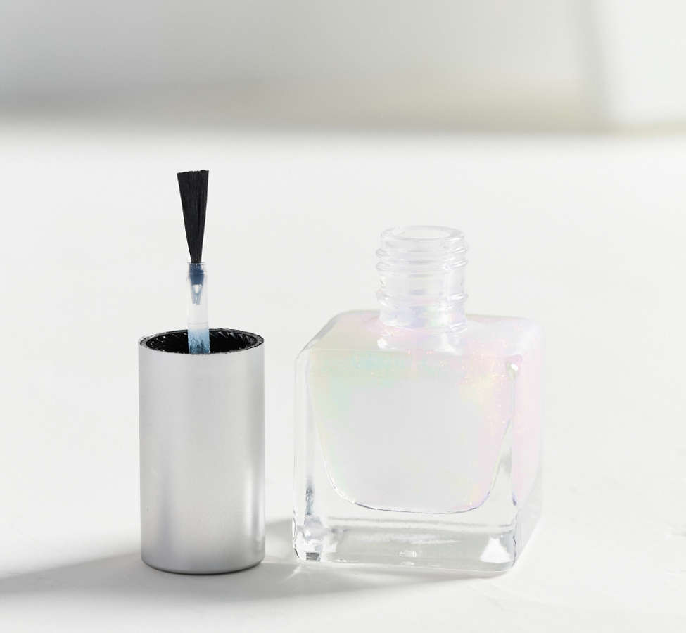 Slide View: 3: UO Iridescent Top Coat Nail Polish