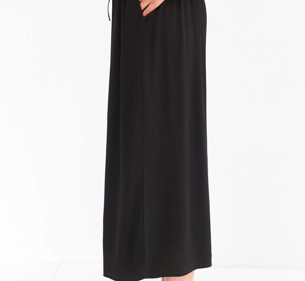 Slide View: 6: Staring At Stars Crinkle Culotte Pant