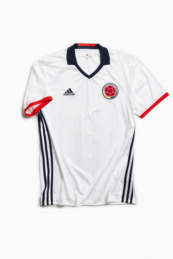 4daf15767 adidas Colombia Home Soccer Jersey