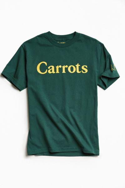 Carrots Wordmark Tee