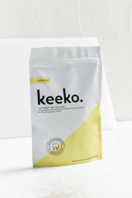 Keeko Oil Pulling Lucky Dip Packets