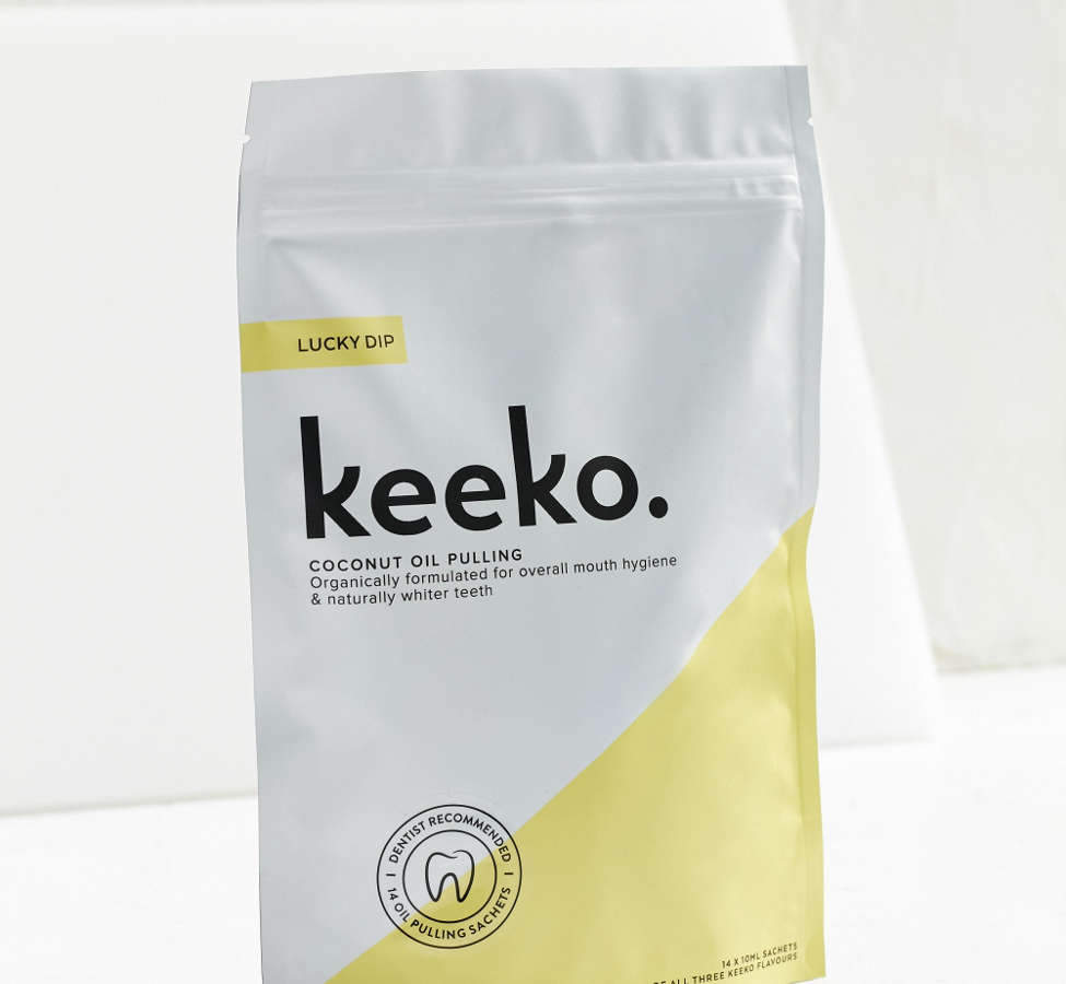 Slide View: 1: Keeko Oil Pulling Lucky Dip Packets
