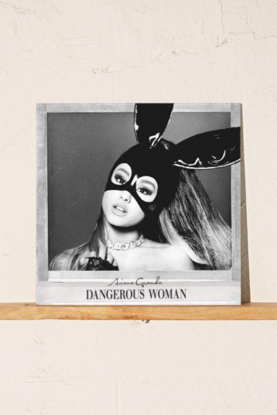 Ariana Grande Dangerous Woman Uo Exclusive Lp Urban