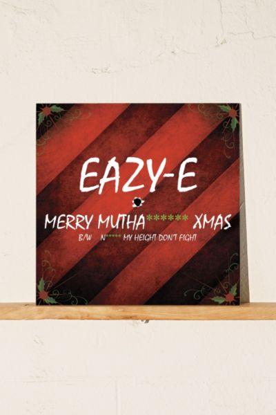 Eazy E - Merry Mutha****** Xmas EP