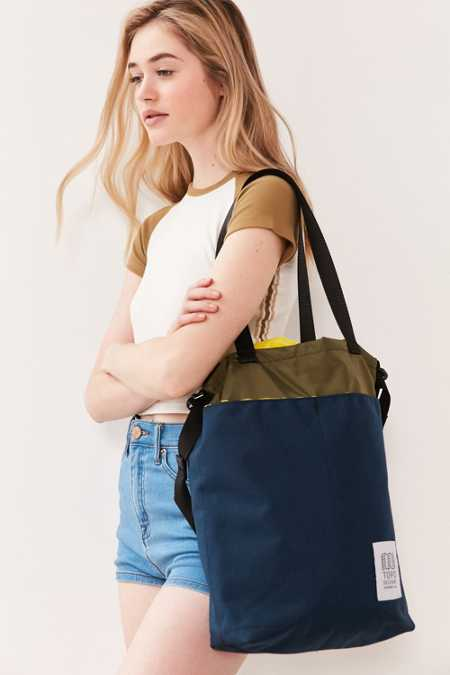 Topo Designs Cinch Tote Bag