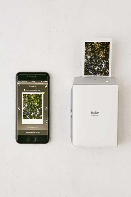 Fujifilm Instax Share SP-2 Smartphone Instant Photo Printer