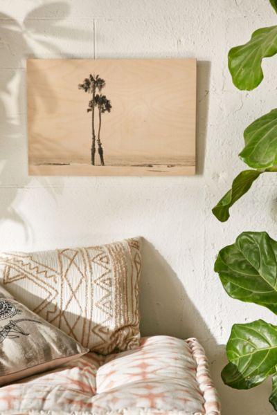 Bree Madden For Deny Two Palms Wood Panel