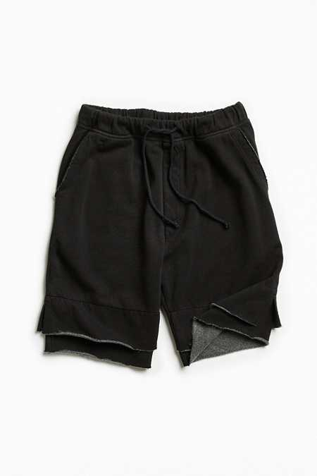 UO Blake Washed Double Layer Short