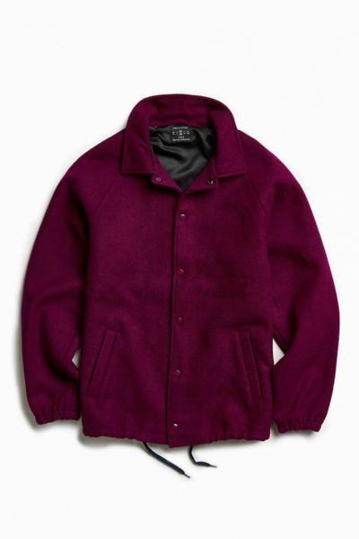 UO Wool Coach Jacket