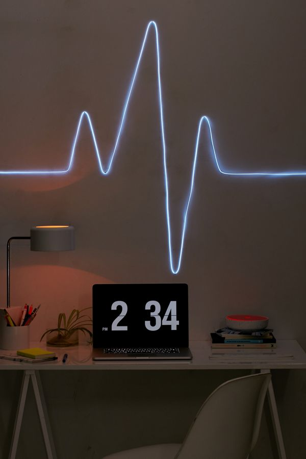 Customizable Neon El Wire Light | Urban Outfitters