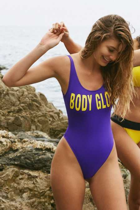 Body Glove '80 Throwback The Look One-Piece Swimsuit