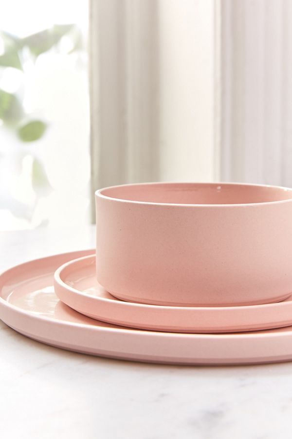 slide view 2 12 piece modern dinnerware set - Modern Dinnerware