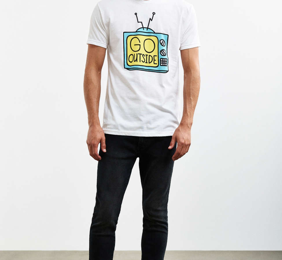 Slide View: 6: Valley Cruise Press Go Outside Tee