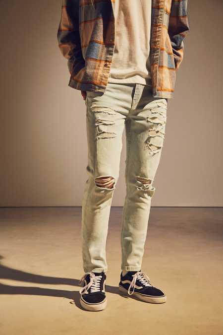 Skinny Fit Mens Jeans