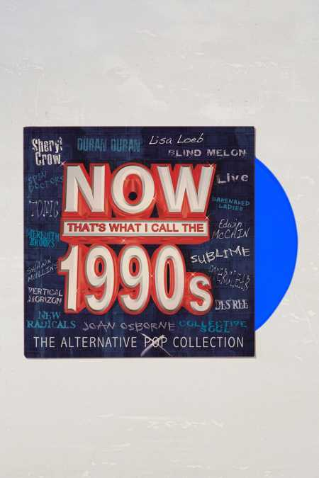 Various Artists - NOW That's What I Call The 1990s LP
