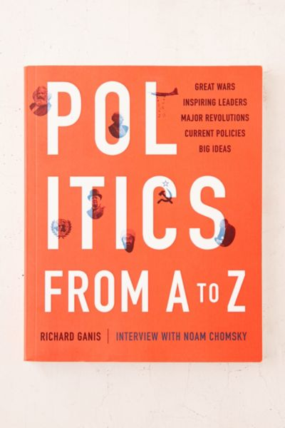 Politics From A To Z By Richard Ganis - Assorted One Size at Urban Outfitters