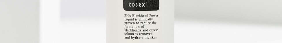 Thumbnail View 1: COSRX BHA Blackhead Power Liquid