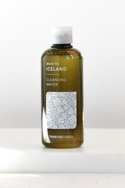Thank You Farmer Back To Iceland Cleansing Water - Assorted One Size at Urban Outfitters