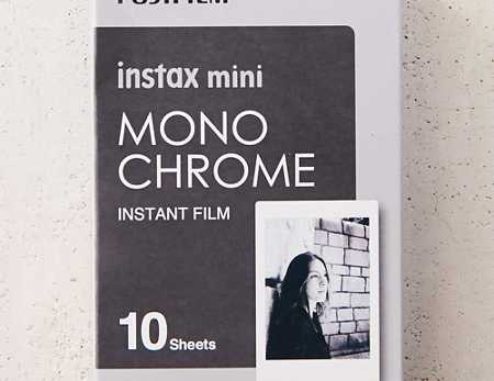 Slide View: 1: Fujifilm Instax Monochromatic Film