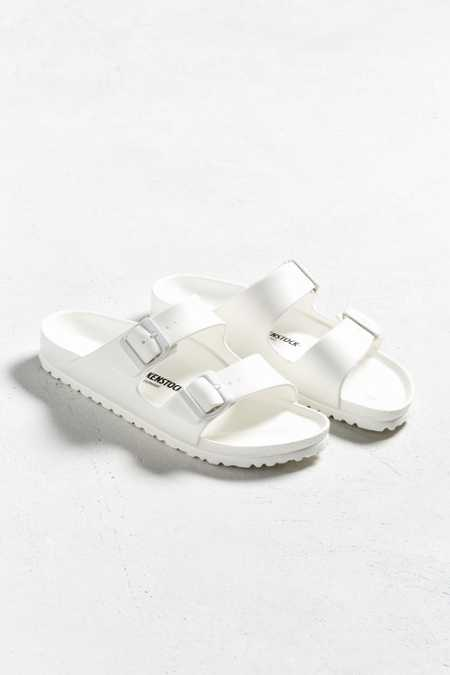 Birkenstock Arizona White Rubber EVA Sandal