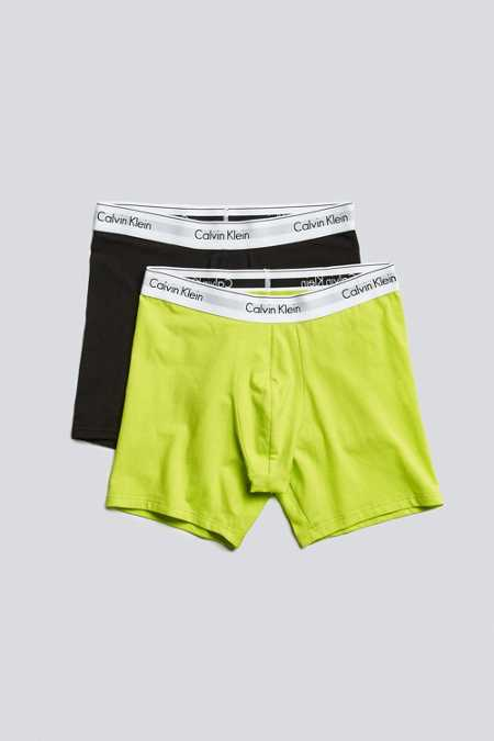 Calvin Klein Cotton Boxer Brief 2-Pack