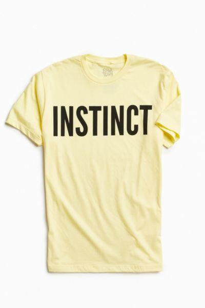 Instinct Tee
