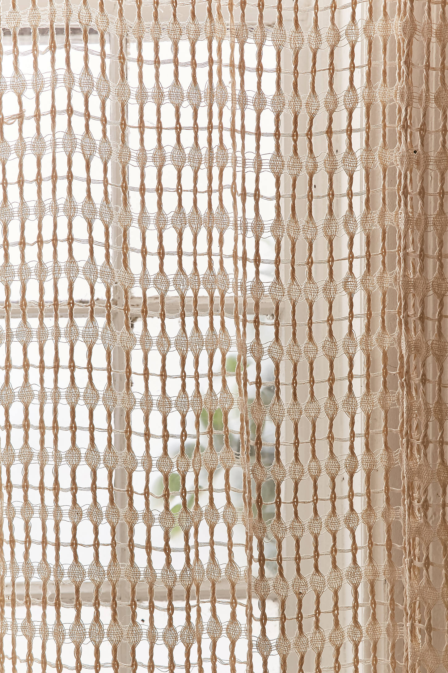 Joni Net Window Curtain | Urban Outfitters for Net Curtains Texture  113lpg