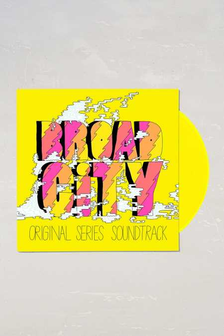 Various Artists - Broad City Soundtrack UO Exclusive LP