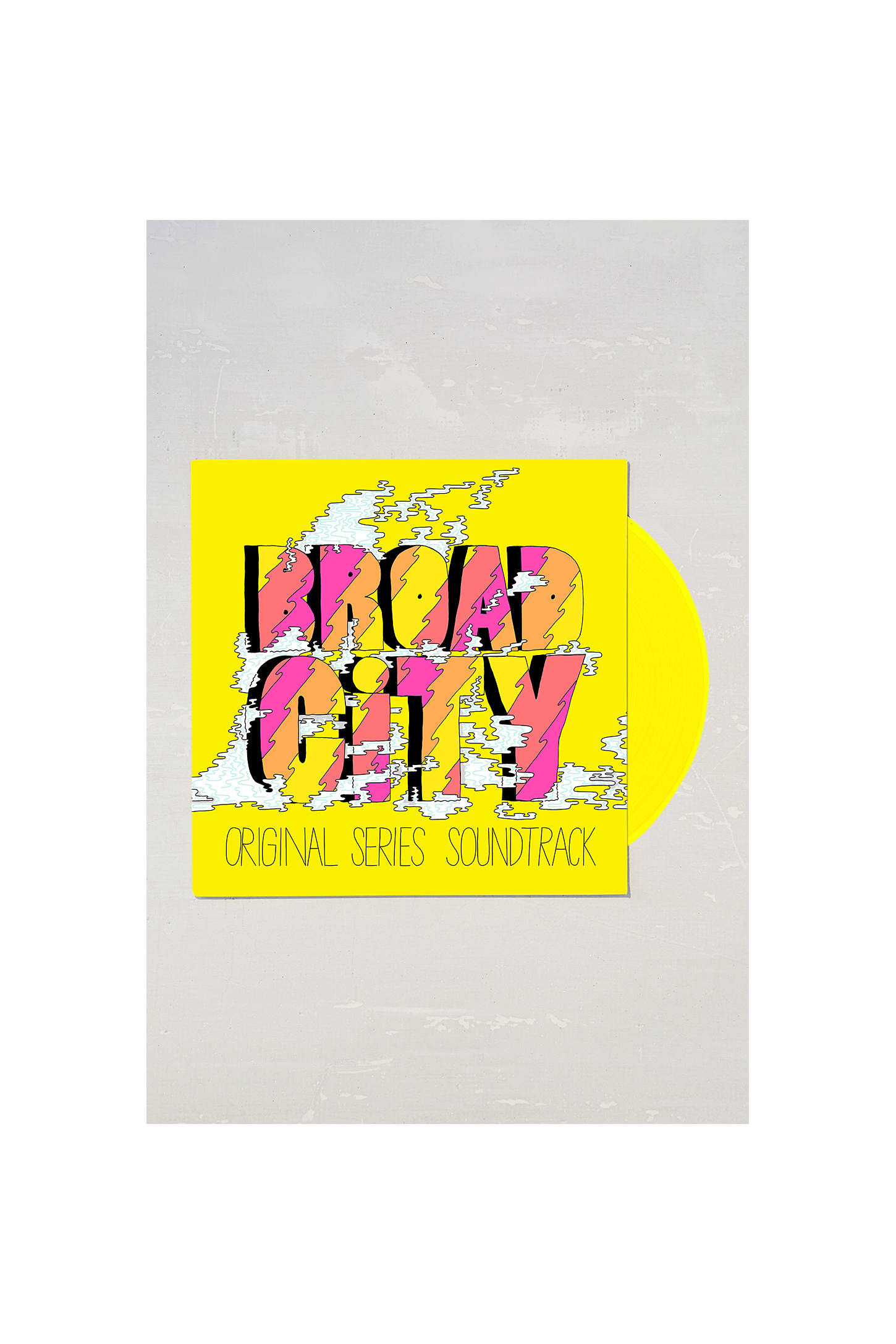 Slide View: 1: Various Artists - Broad City Soundtrack UO Exclusive LP