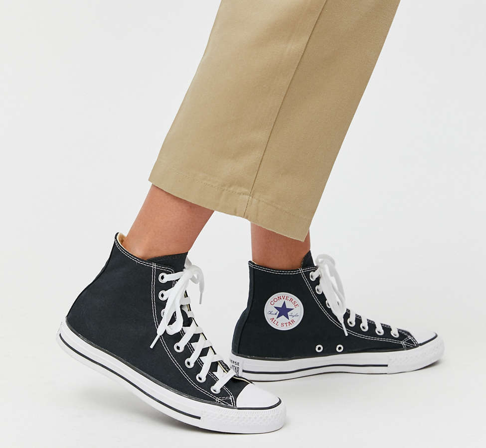 Slide View: 1: Converse Chuck Taylor All Star High Top Sneaker