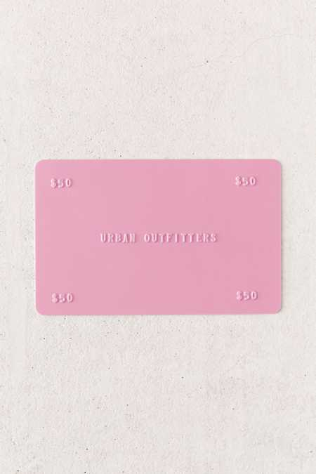 UO Gift Card - $50