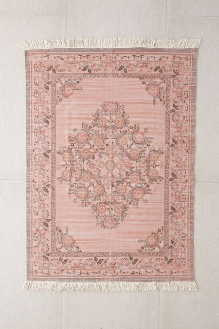 Stina Fl E Dyed Printed Rug